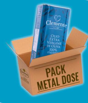 Pack Metal Dose Box - Zagare Lt. 5